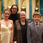 VIII Всероссийский фестиваль юных вокалистов имени Ф.И. Шаляпина
