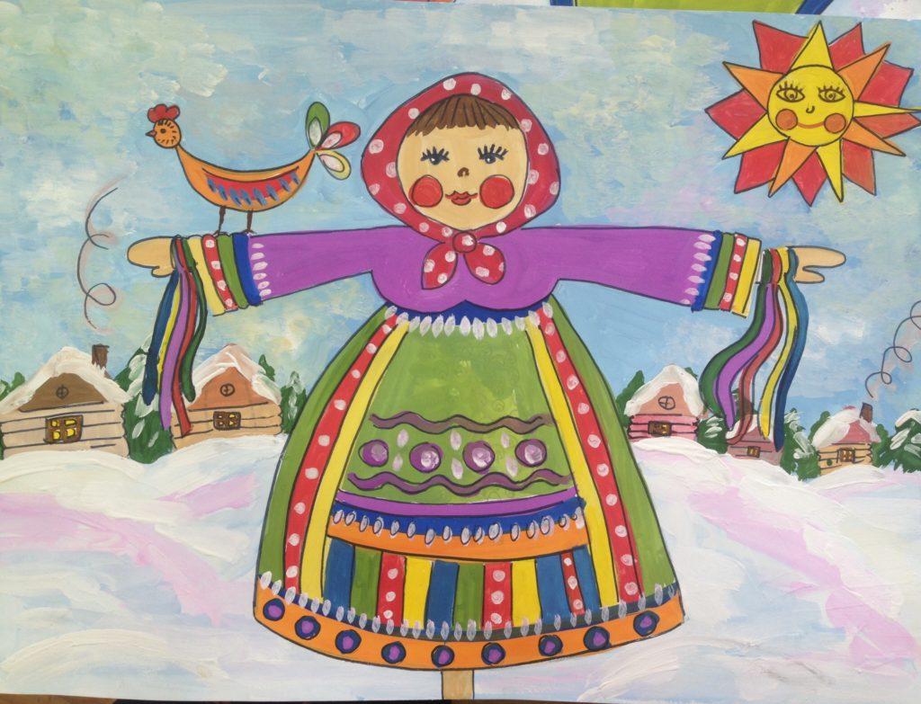 Картинки к празднику масленицы для детей
